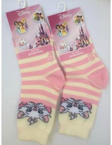 Носки для девочек дисней кошка Мэри
